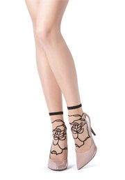 Oroblu Graphic Socks Kathryn