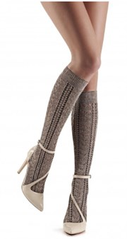 Oroblu Cashmere Knee Highs Dizaltı